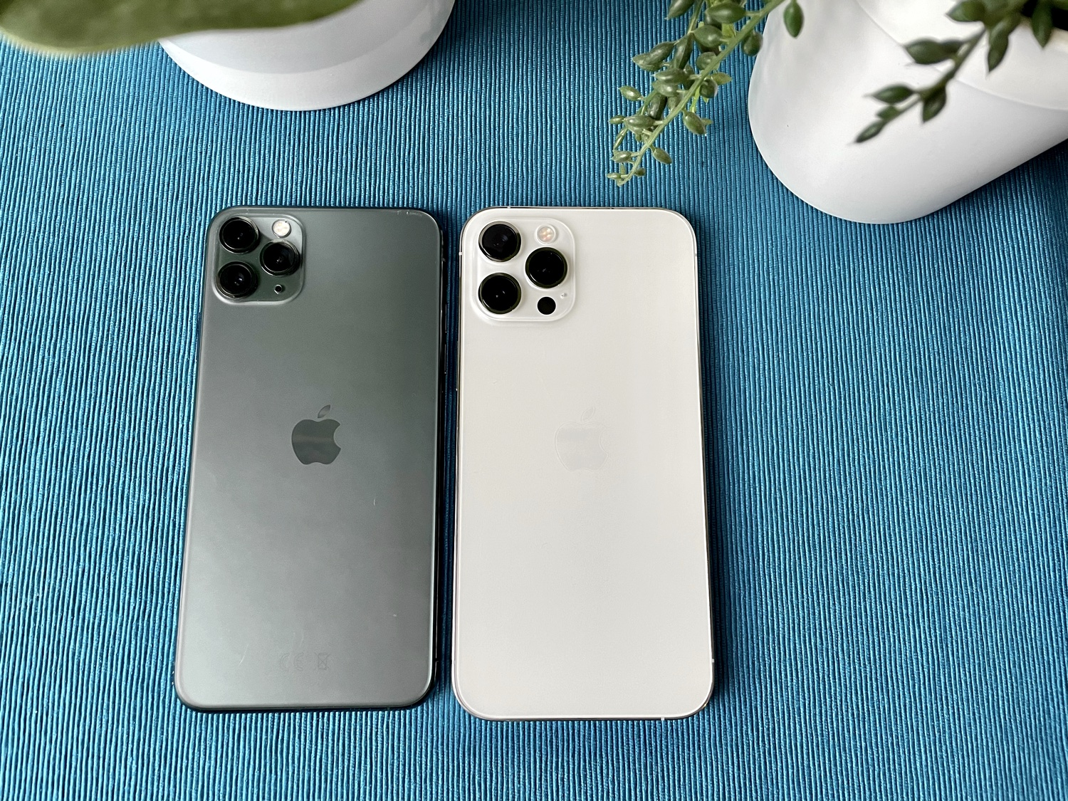 iPhone 12 Pro Max review: naast een iPhone 11 Pro Max