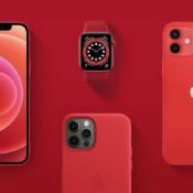 Deze rode (PRODUCT)RED-producten vind je in de Apple Store