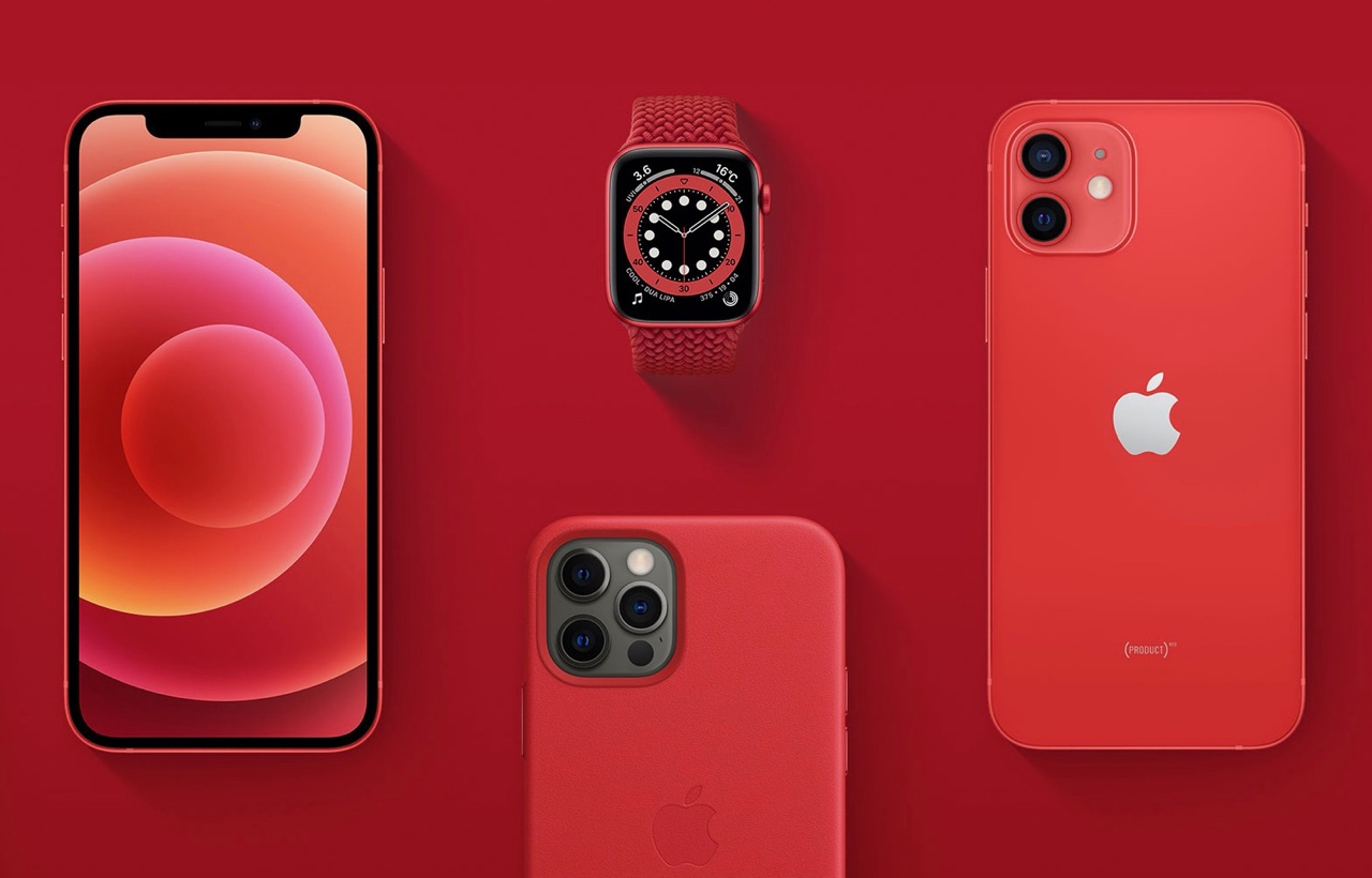 Product Red 2020