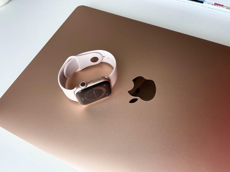 MacBook Air M1 review: met Apple Watch