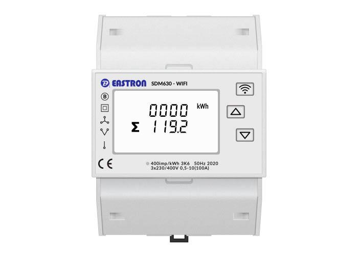 HomeWizard kWh Meter