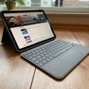 Logitech Folio Touch review: toetsenbordhoes voor iPad.
