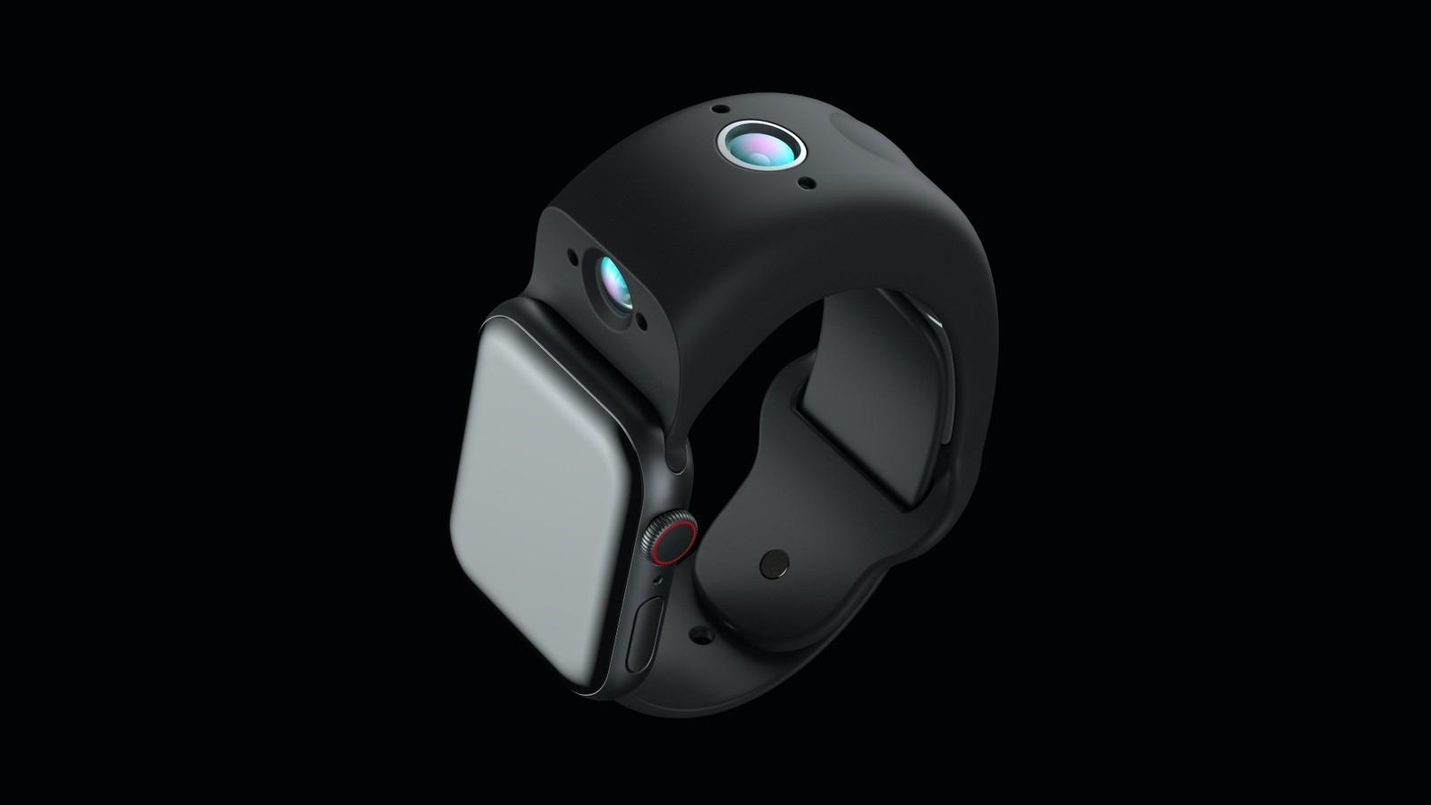 Wristcam design