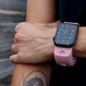 Wristcam voor Apple Watch