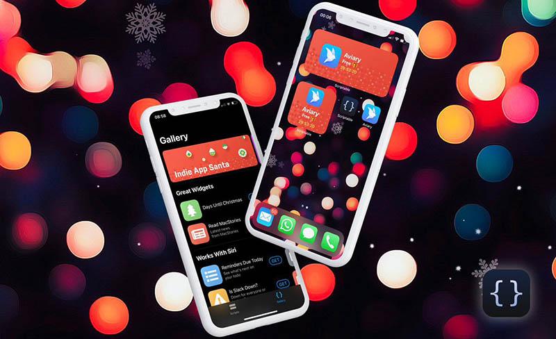 Indie-app Kerstman