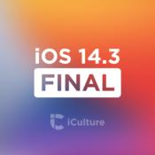 iOS 14.3 Final.