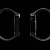 Apple Watch Series 7 concept: zijkanten