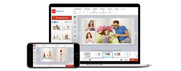 HEMA Fotoboeken app