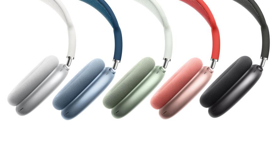AirPods Max kleuren