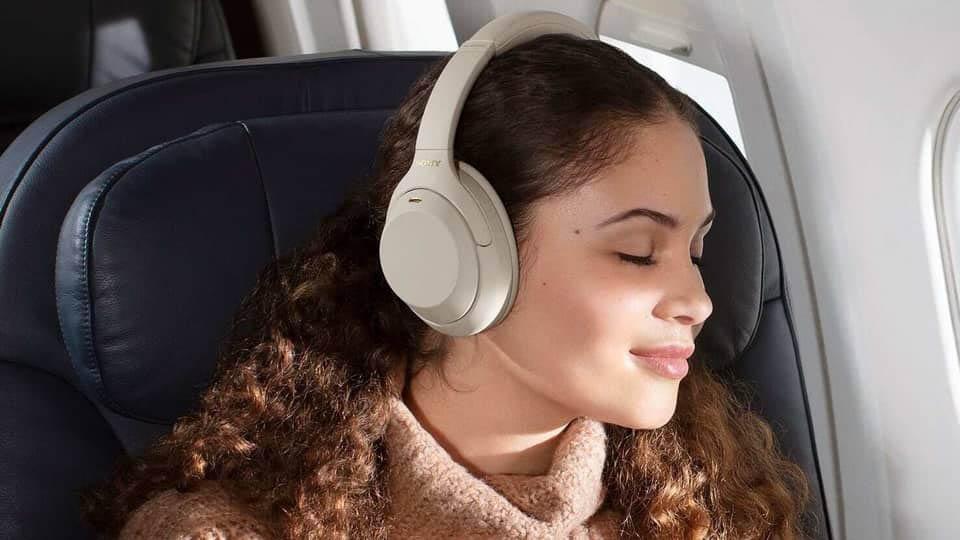 Sony WH-1000XM4 hoofdtelefoon