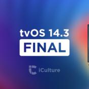 Apple brengt tvOS 14.3 uit voor de Apple TV