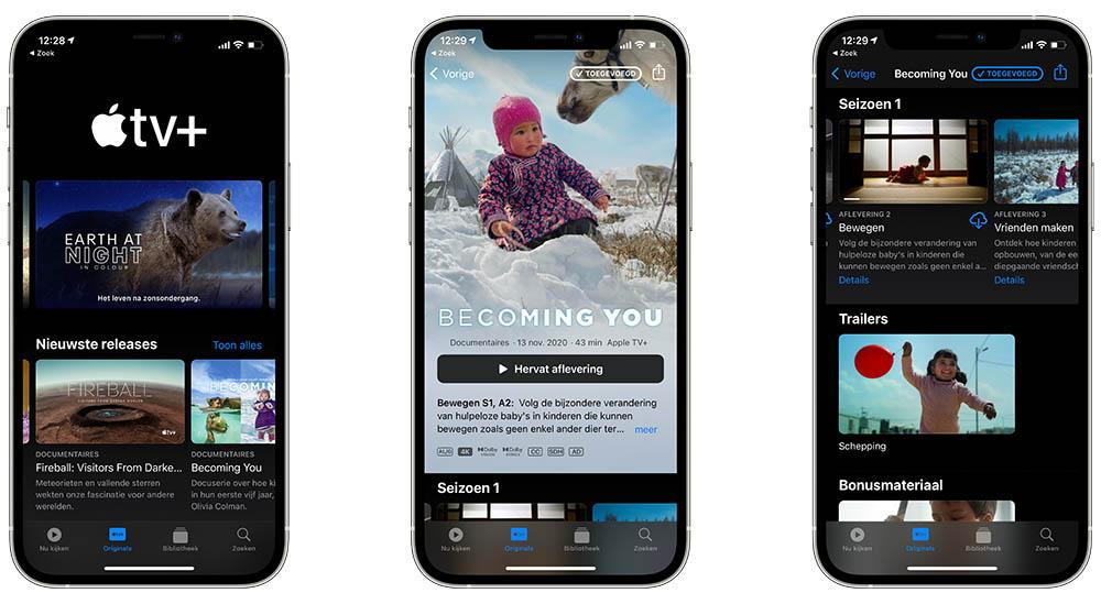 Apple's TV-app