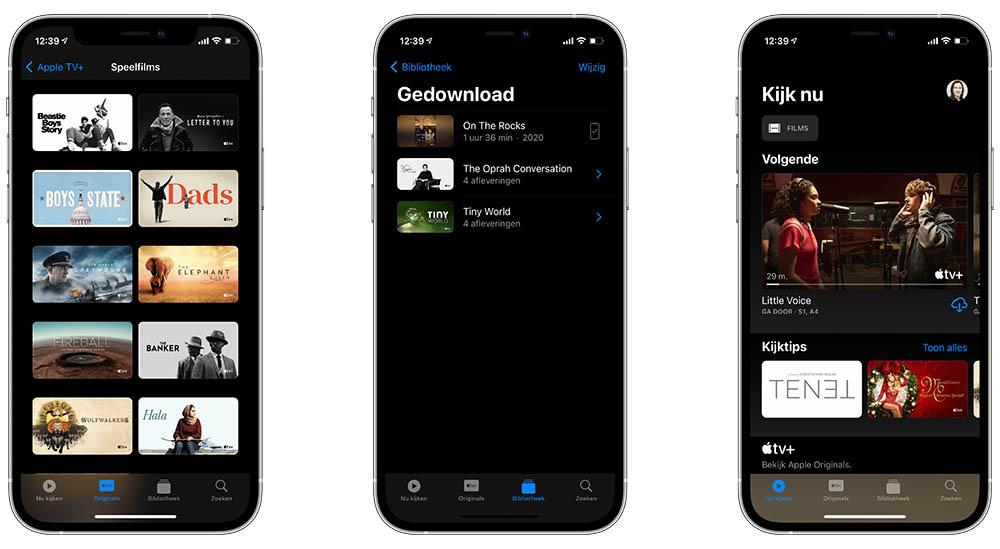 TV-app 2020