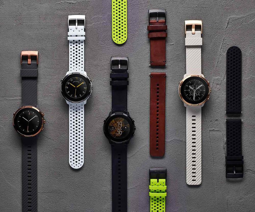 Wear OS horloges