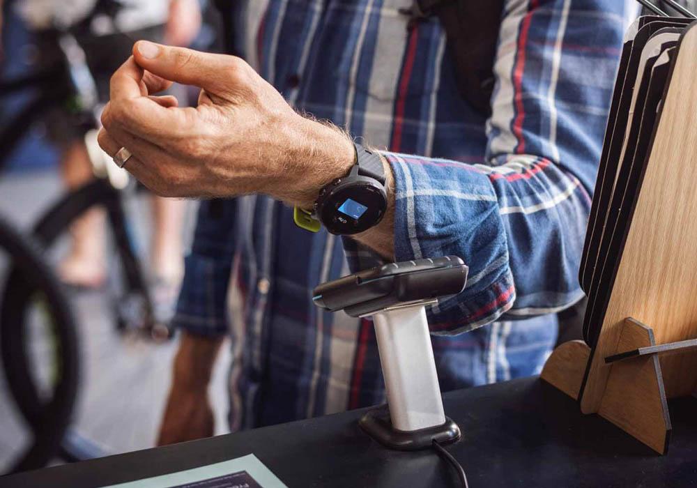 Google Pay en Wear OS