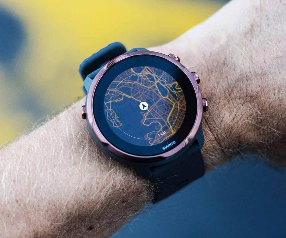 Wear OS horloge