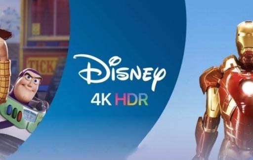 Disney en Marvel in 4K in de iTunes Store.