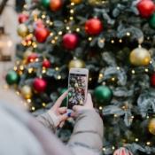 Kerstdagen met je iPhone