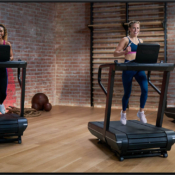 Apple Fitness+ Prestatiebalk