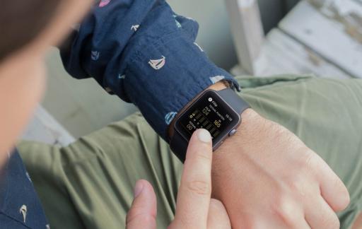 Apple Watch-wedstrijd