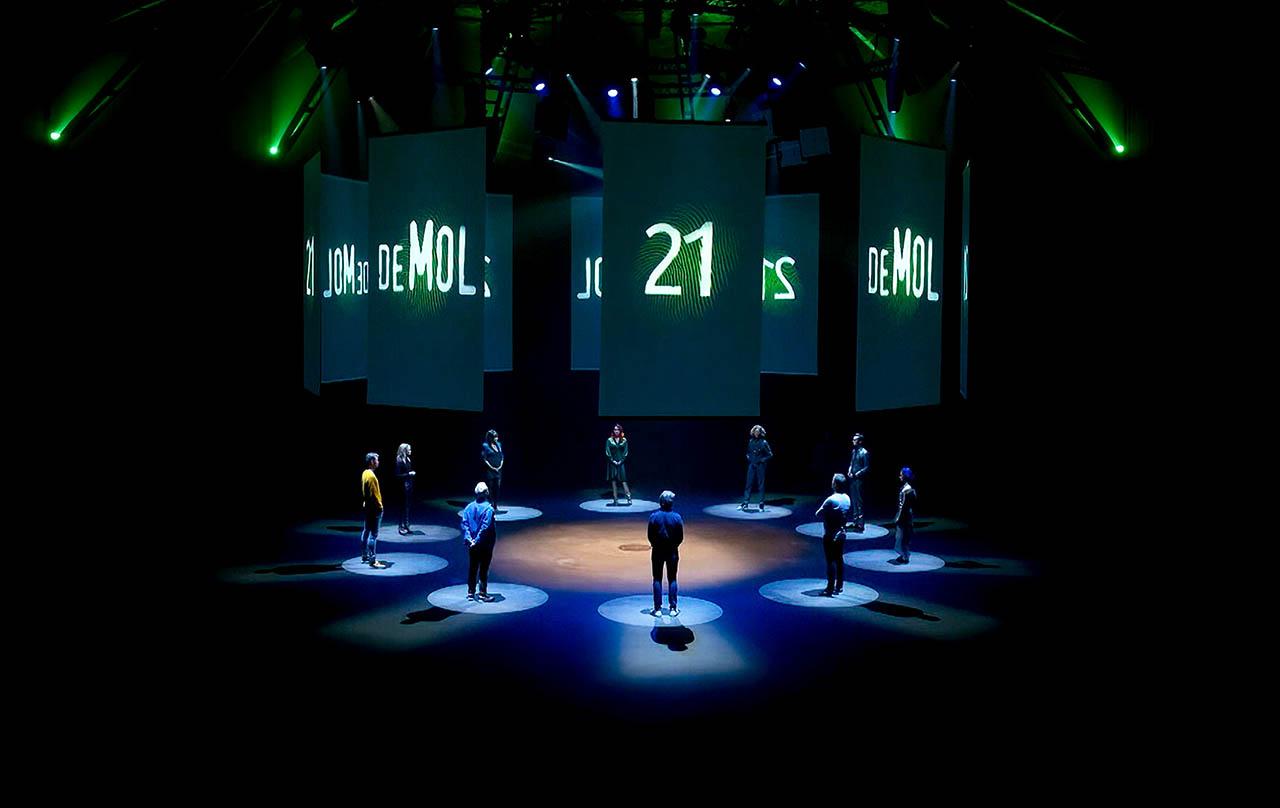 Wie is de Mol 2021