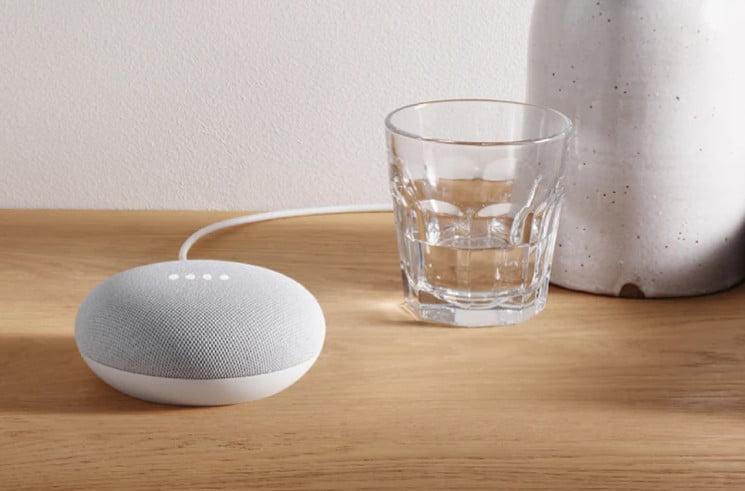Google Nest Mini speaker 2e generatie