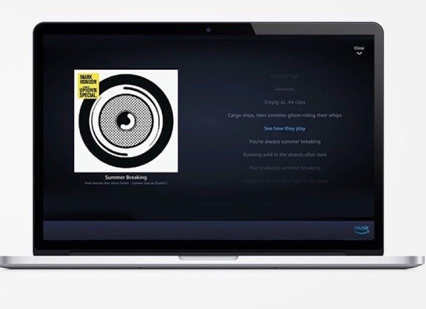 Amazon Music in Nederland