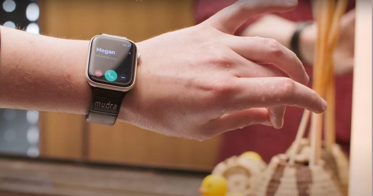 De Mudra Band voor je Apple Watch