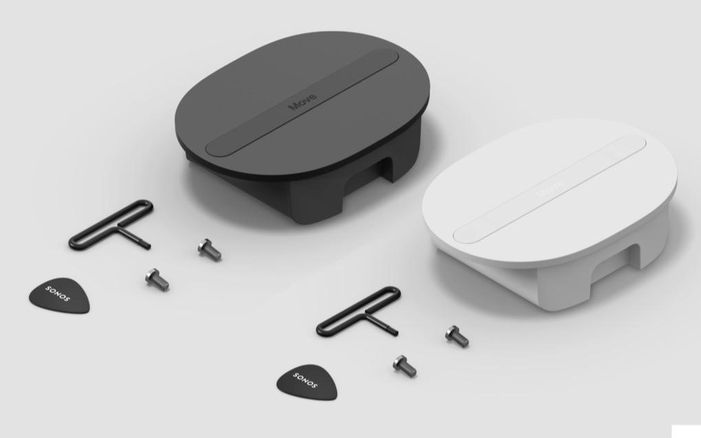 De batterijvervangingskit voor de Sonos Move.