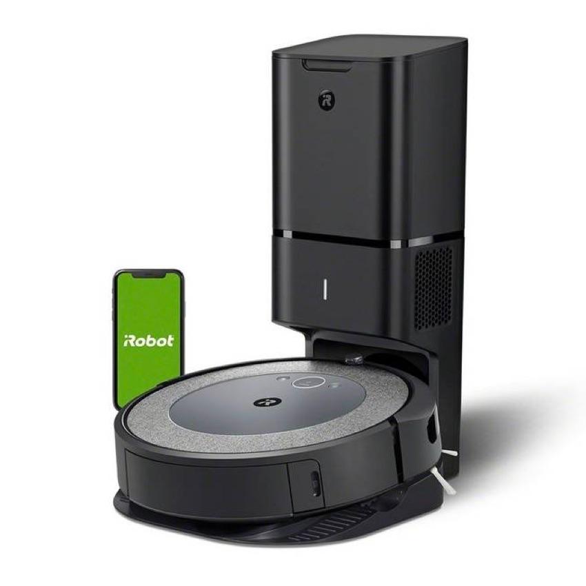 De Roomba i3x komt ook naar Nederland.