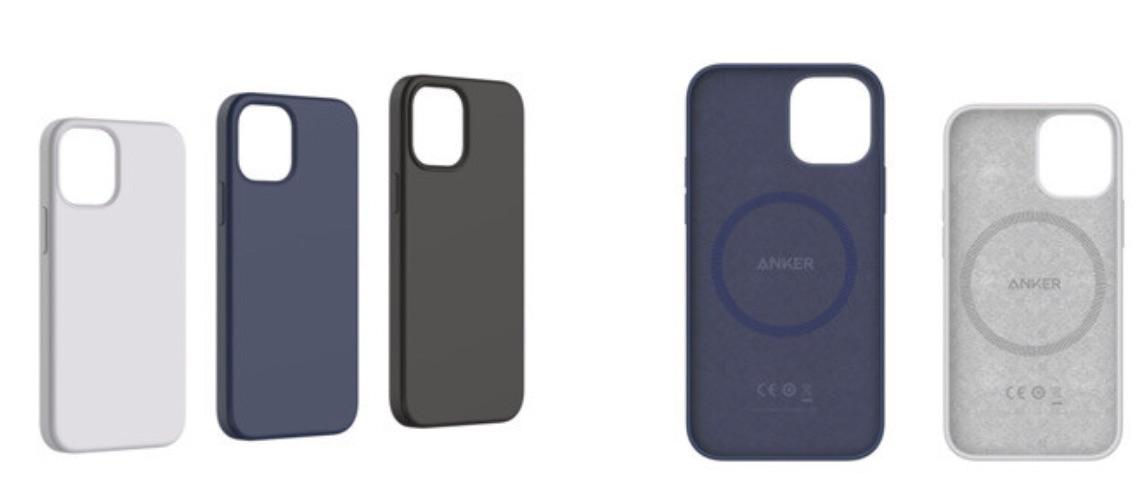 De magnetische cases voor iPhone 12-modellen van Anker.