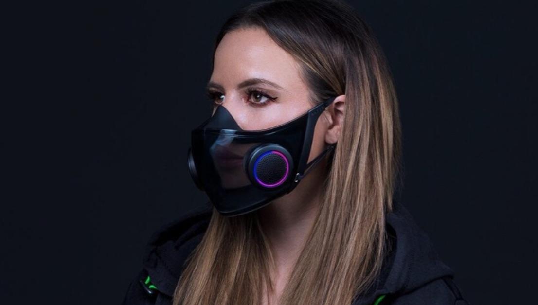 Razer lijkt te werken aan een speciale masker