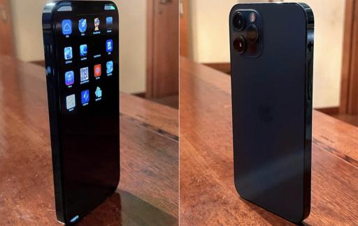 iPhone 12 Pro prototype