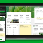 Evernote Home met widgets