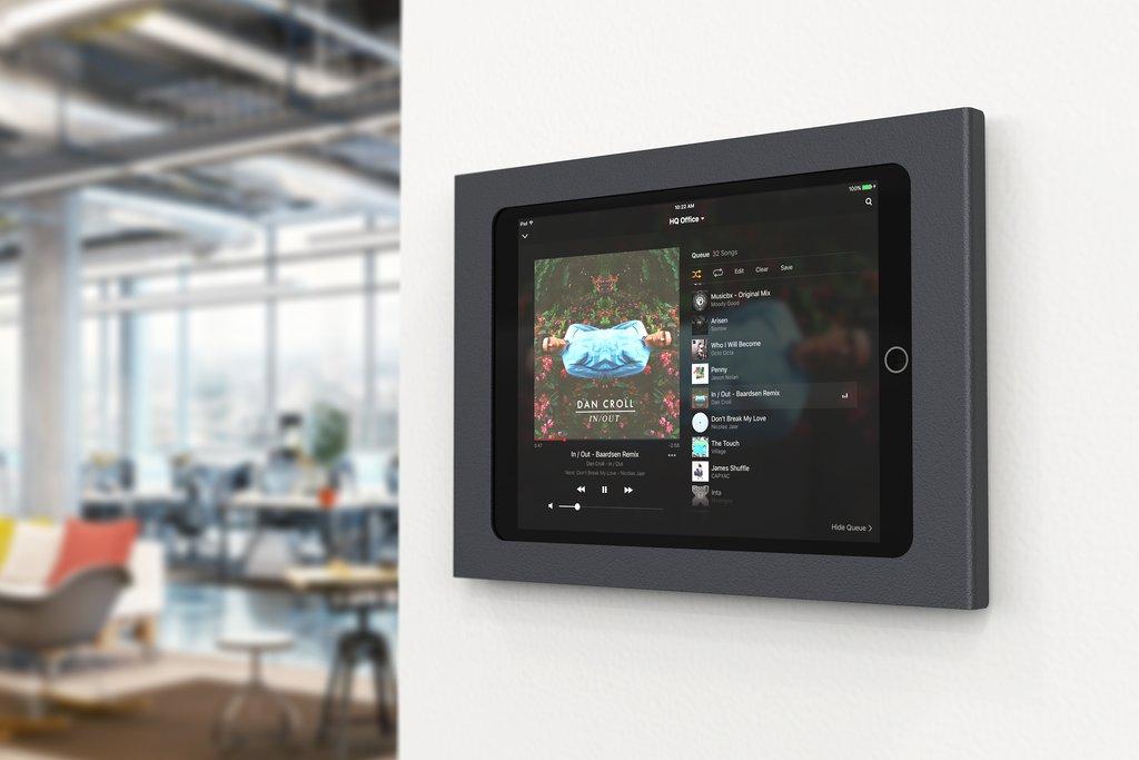 iPad muurhouder