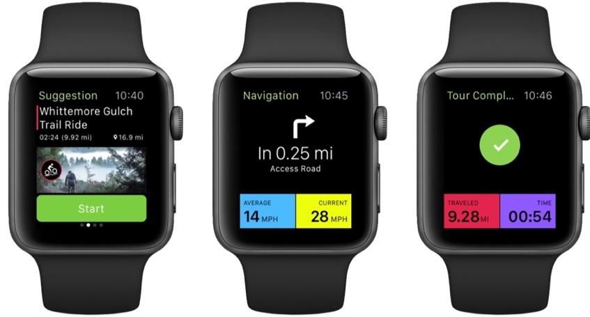Kamoot Apple Watch