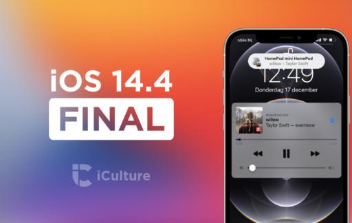 iOS 14.4 Final.
