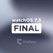 watchOS 7.3 Final.
