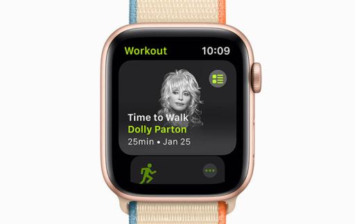Dolly Parton, Time to Walk