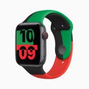 Apple viert Black History Month met speciale Apple Watch en bandje: nu te koop