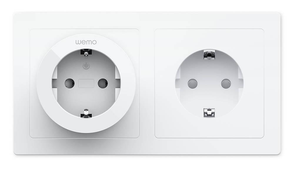 Wemo Smart Plug met HomeKit