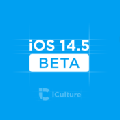 iOS 14.5 beta.