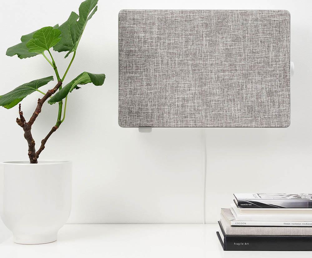 IKEA Fornuftig luchtreiniger wandmontage
