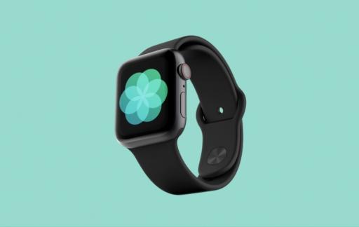 Apple Watch Ademhaling-app.