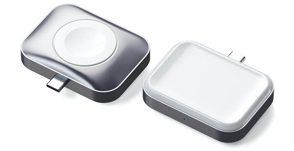 Satechi USB-C-lader tweezijdig