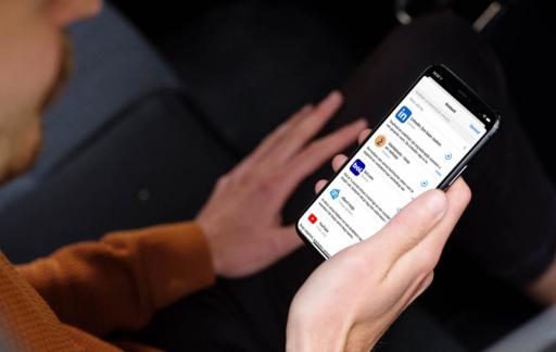 Apps updaten in iOS 14