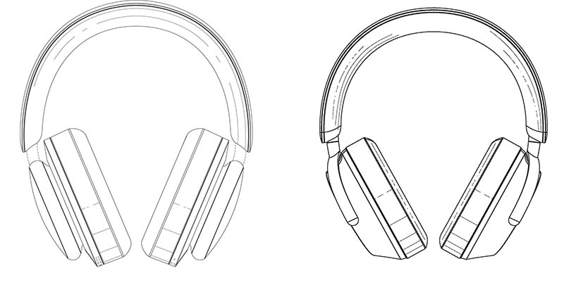 Sonos hoofdtelefoon patent
