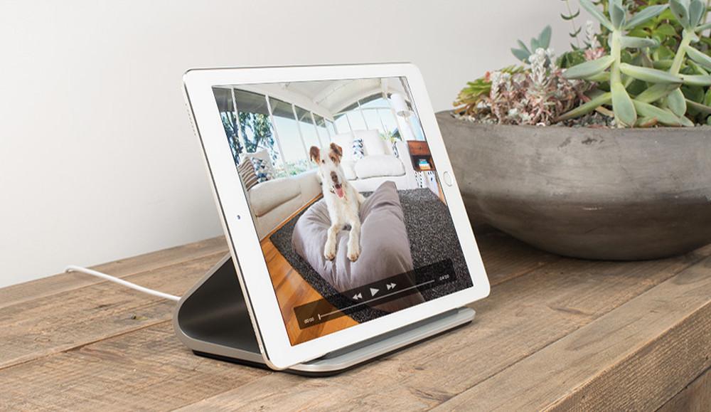 Logitech Base oplaadhouder iPad Pro & Air