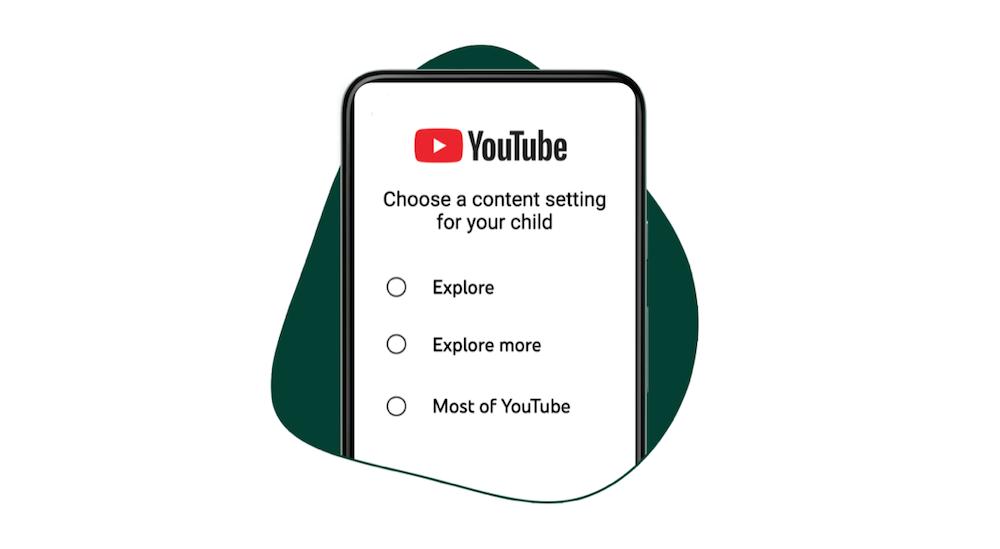 YouTube-Explore-mode-ouderlijk-toezicht