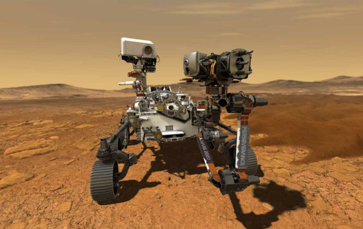 Mars Rover Perseverence